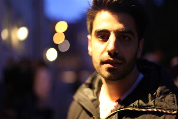 Arash Bolouri