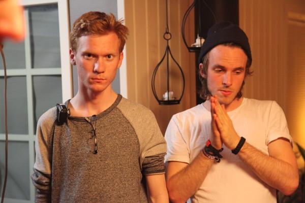 Mattias och Anton